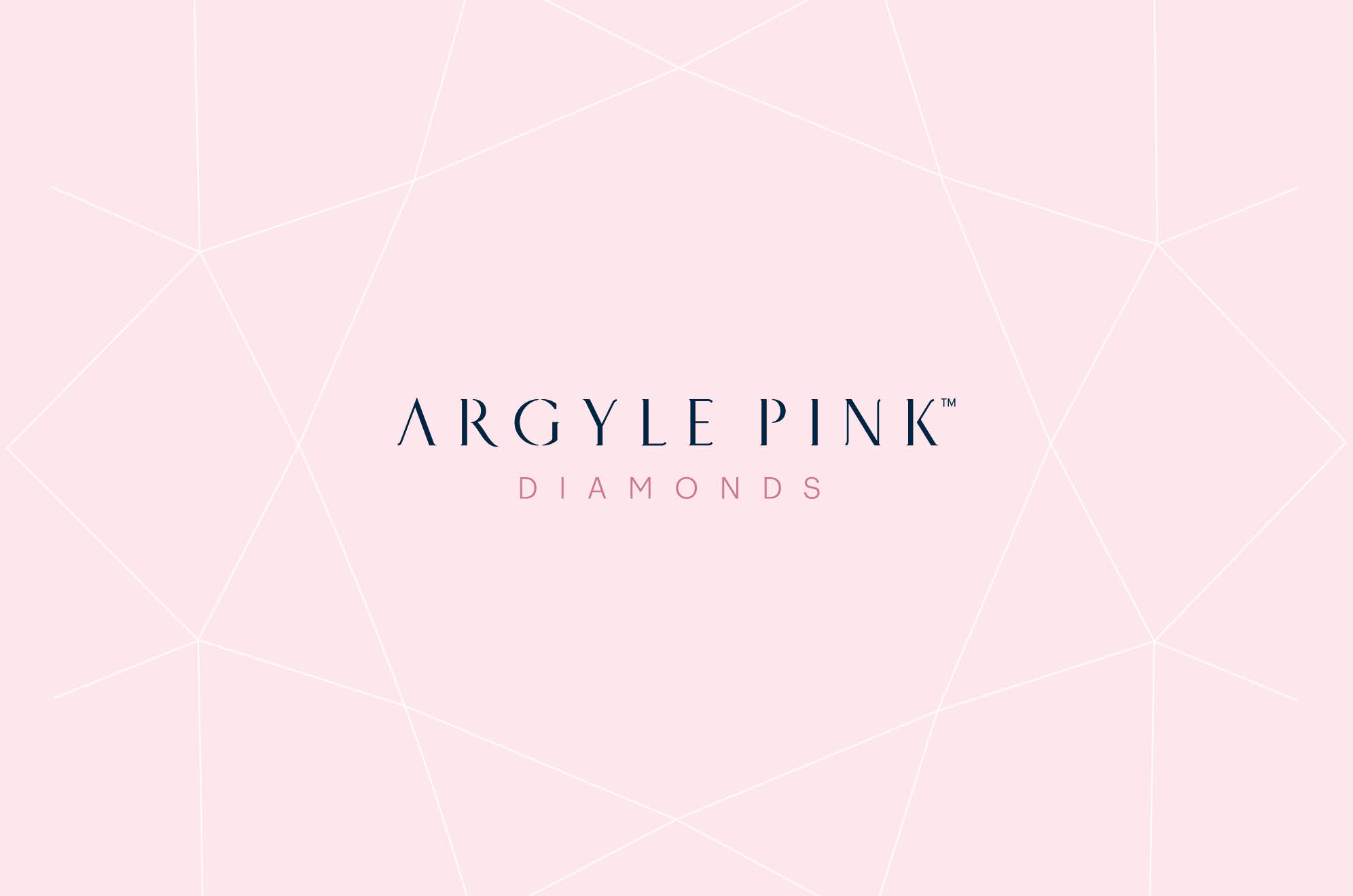 Argyle Pink Diamond Logo