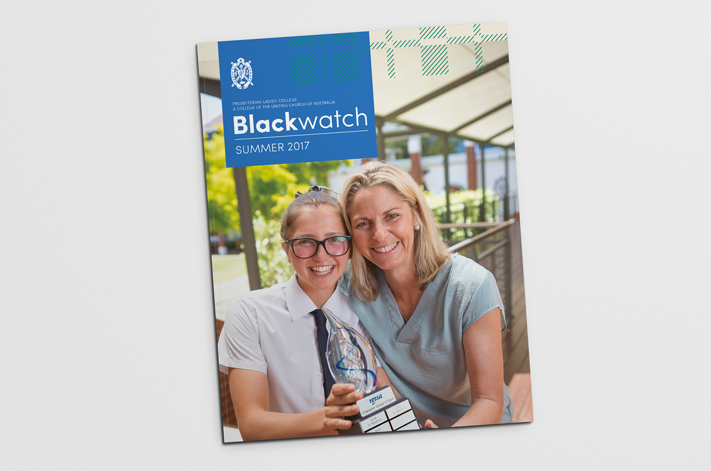 Blackwatch PLC Magazine