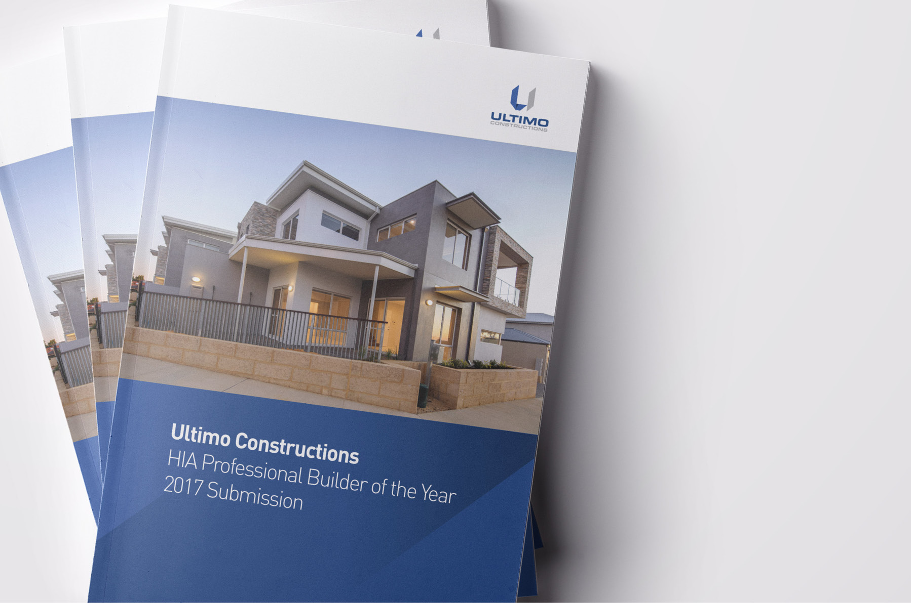 Ultimo Constructions HIA Brochure
