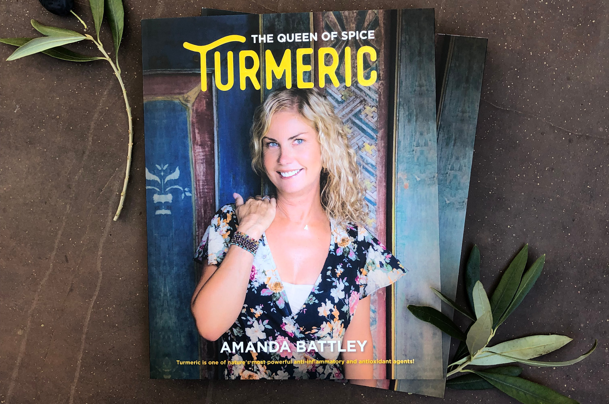 Turmeric Cookbook